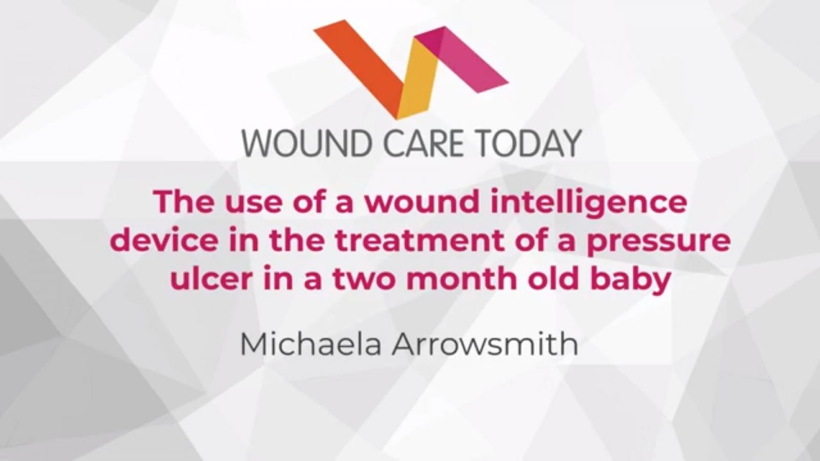 the-use-of-a-wound-intelligence-device-in-the-treatment-of-a-pressure-ulcer-in-a-two-month-old-baby