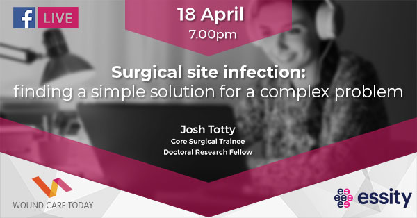 Surgical site infections - Facebook Live - 18 April 2019