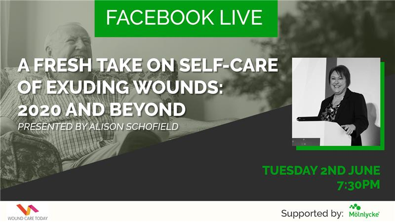 A fresh take on self-care of exuding wounds: 2020 and beyond