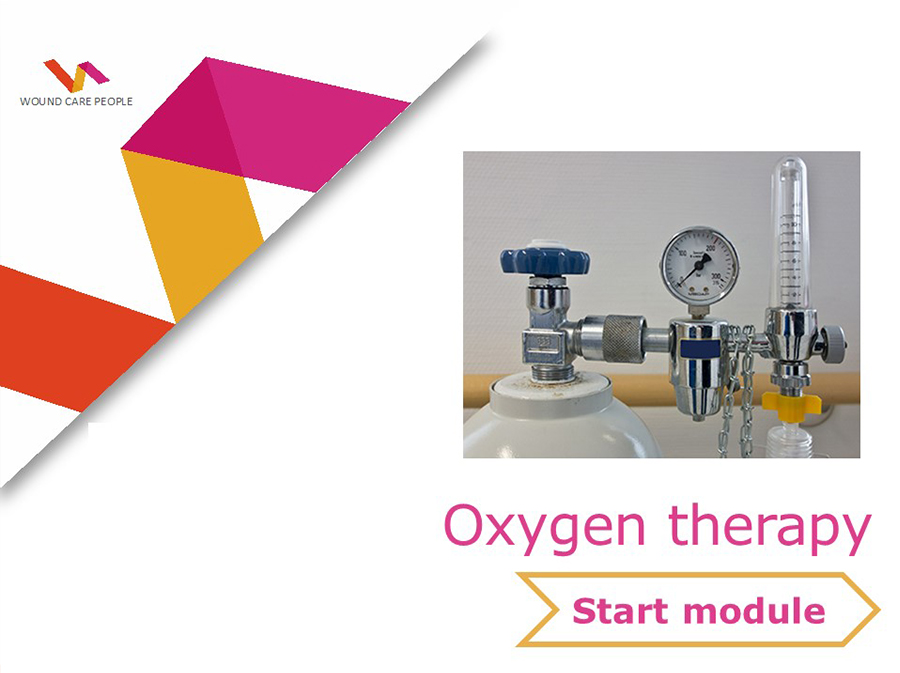 Oxygen therapy e-learning module