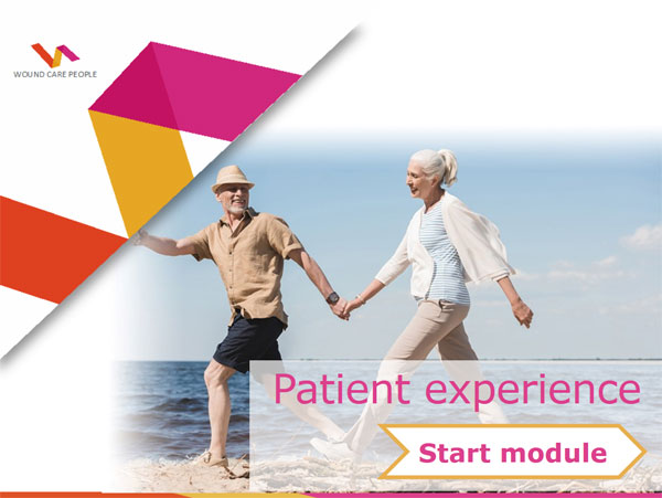 Patient experience e-learning module