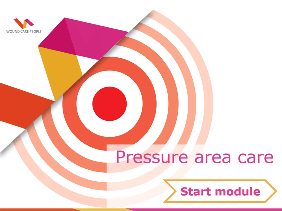 Pressure area care e-learning module