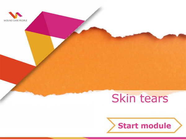 Skin tears e-learning module