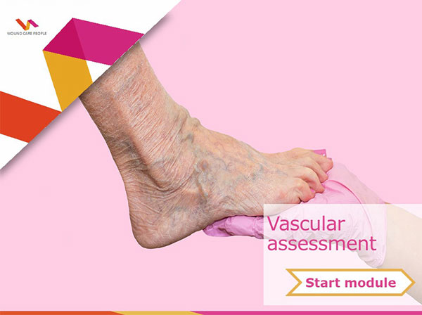 Vascular assessment e-learning module
