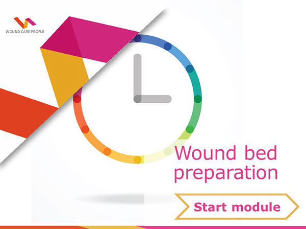 Wound bed preparation e-learning module